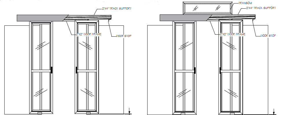 Standard door height great fresh decoration standard for How tall is a standard garage door