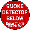 Smoke Detector Labels