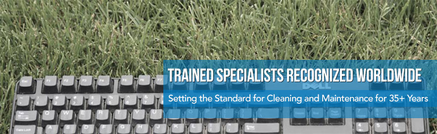 Trained Specialists 35 Years